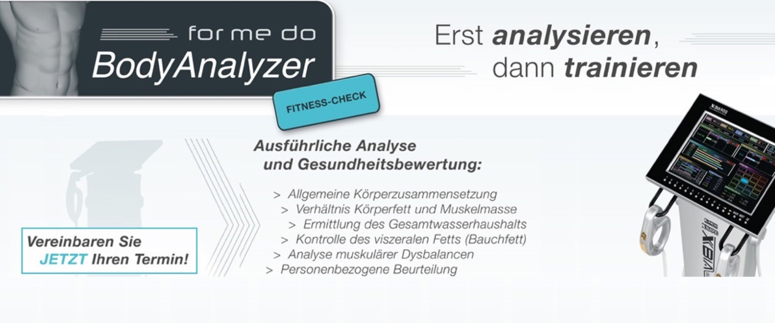 for me do BodyAnalyzer