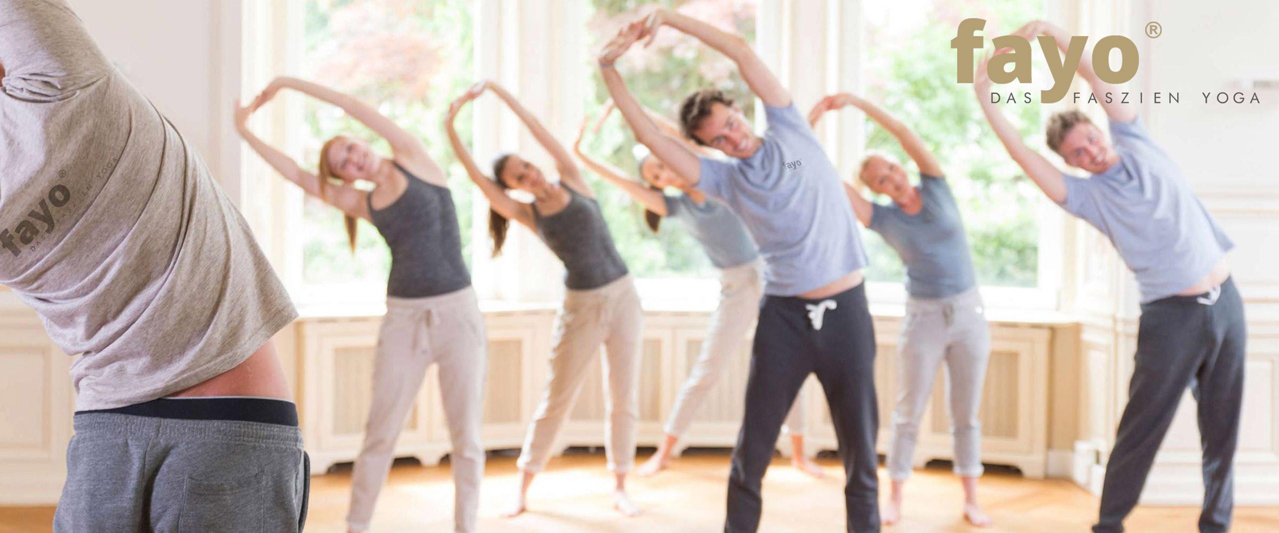 FaYo - Das Faszien Yoga